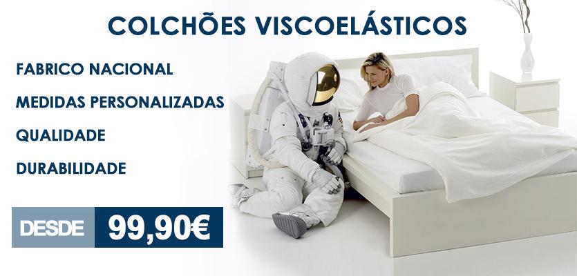 Colchoes Viscoelasticos