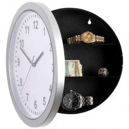 Relógio com Cofre