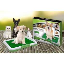 Potty Trainer - Tapete wc para cães