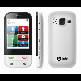 Telefone Livre Táctil para Seniores e Crianças