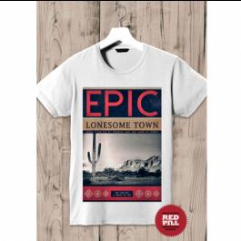 T-Shirt Epic - RED PILL