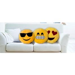 Almofada Emotions 40 cm - 5 Modelos