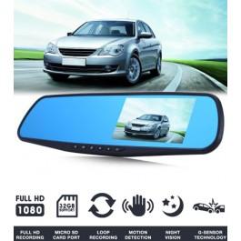 "Câmara Full HD 1080p DVR para Carro LCD 2.8"""