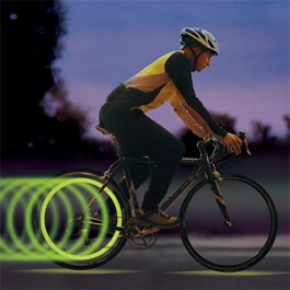 Sinalizador LED para Bikes