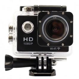 Câmara aquática Ultra HD Filmagens 4K Com Wifi - Full Extas