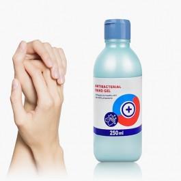 Álcool em Gel Antissético 250 ml