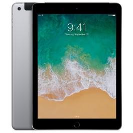 """Apple iPad 9.7"""" (2017) 128GB Wi-Fi + Cellular - Space Gray - Recondicionado"""