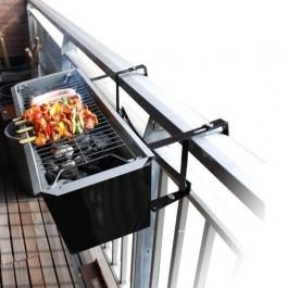 Grill + barbecue para Varanda