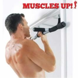 Iron Gym a sua barra de musculação multifacetada