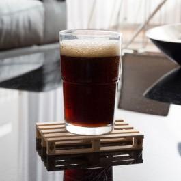 Base para copos em forma de Pallet