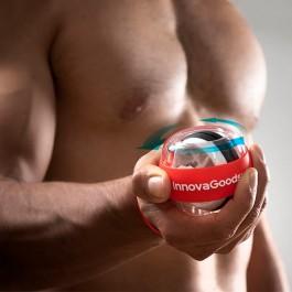 Bola de Treino Force Ball Exercícios Giroscópica