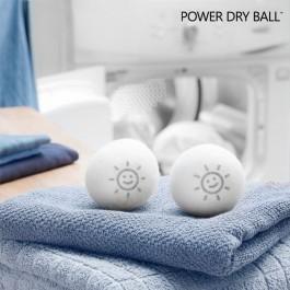 Bolas de lã para máquina de secar roupa - pack de 2