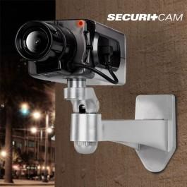 Simulador - Câmara de segurança motorizadaSimulador - Câmara de segurança motorizada