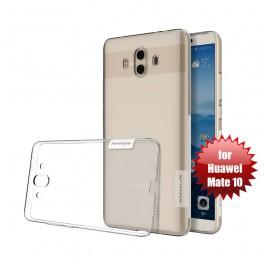 Capa 360 Gel Dupla Frente e Verso - Huawei Mate 10 - Transparente