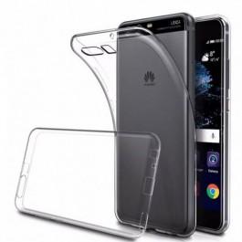 Capa 360 Gel Dupla Frente e Verso - Huawei P10 Plus - Transparente