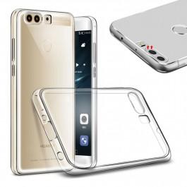 Capa 360 Gel Dupla Frente e Verso - Huawei P10 - Transparente