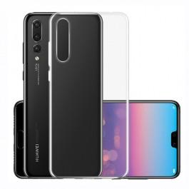 Capa 360 Gel Dupla Frente e Verso - Huawei P20 PRO - Transparente