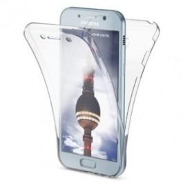 Capa 360 Gel Dupla Frente e Verso - Samsung Galaxy A5 2016 - A510 - Transparente