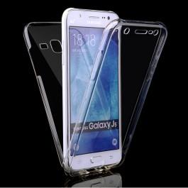 Capa 360 Gel Dupla Frente e Verso - Samsung Galaxy J5 2016 - Transparente