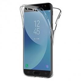 Capa 360 Gel Dupla Frente e Verso - Samsung Galaxy J5 PRO - J530 - Transparente
