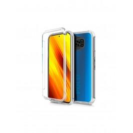 Capa 360 Gel Dupla Frente e Verso - Xiaomi Mi Poco X3