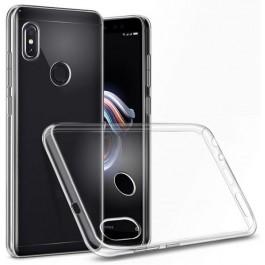 Capa 360 Gel Dupla Frente e Verso - Xiaomi Redmi Note 5 - 5 PRO - Transparente