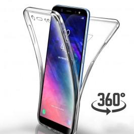Capa 360 Gel Dupla Frente e Verso - Huawei Mate 20 lite