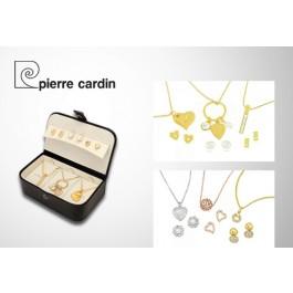 Conjuntos de Jóias PIERRE CARDIN - 5 Modelos