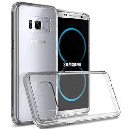 Capa 360 Gel Dupla Frente e Verso - Samsung Galaxy S8 Plus - Transparente