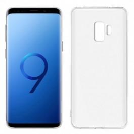 Capa 360 Gel Dupla Frente e Verso - Samsung Galaxy S9 - Transparente