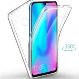 Capa 360 Gel Dupla Frente e Verso - Huawei P SMART 2019 - Transparente