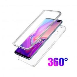 Capa 360 Gel Dupla Frente e Verso - Samsung Galaxy S10 - Transparente