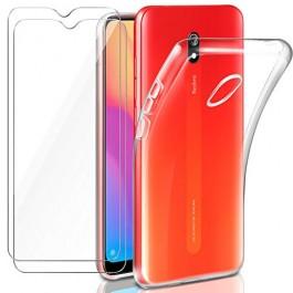 Capa 360 Gel Dupla Frente e Verso -  Xiaomi Redmi 8 - 8A