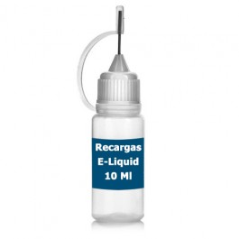 Recargas E-Liquid 10 Ml