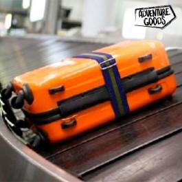 Cinta de segurança para mala de viagem