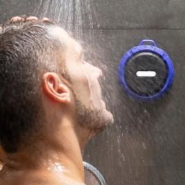 Coluna Bluetooth sem fios portátil à prova de Água