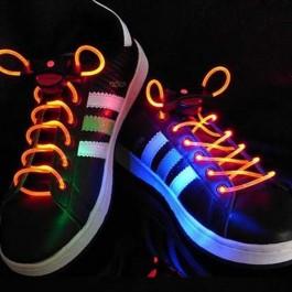Cordões Luminosos para Sapatilhas