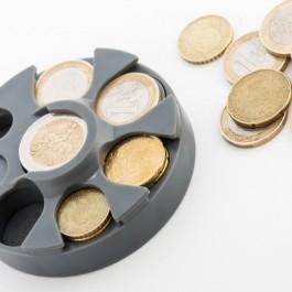 Porta Moedas Euro