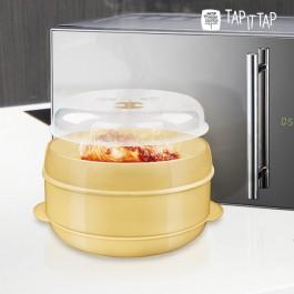 Cozinhar a Vapor no Micro Ondas