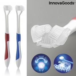 Escova de dentes 4D - Pack de 2