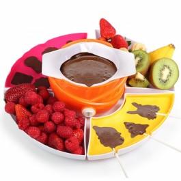 Fondue de Chocolate completo