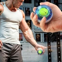 Force Ball Exercicios Giroscópia com Luz Led