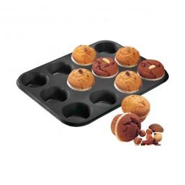 Molde Para Cupcakes em Aço Carbono