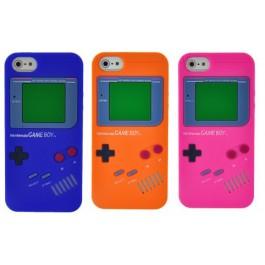 Capa de Silicone Game Boy para Iphone 4/4s - LUCKCASE