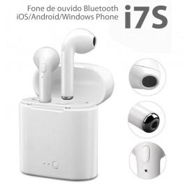 Headphones I7S TWS Bluetooth