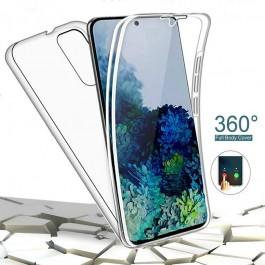 Capa 360 Gel Dupla Frente e Verso - Huawei P40