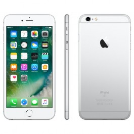 Apple iPhone 6S PLUS 64GB - Silver - Recondicionado