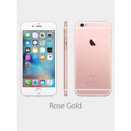 Apple iPhone 6S 16GB - Rose Gold - Recondicionado