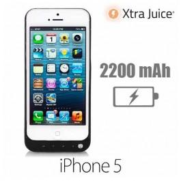 Capa para Iphone com Bateria Externa 5 / 5S