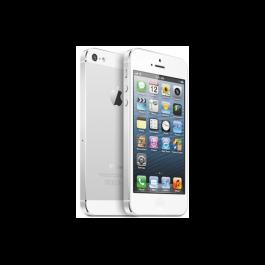 Apple iPhone 5S 16GB - Silver - Recondicionado